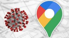 Google Haritalar Uygulamasına Koronavirüs Yoğunluk Haritası Eklenecek