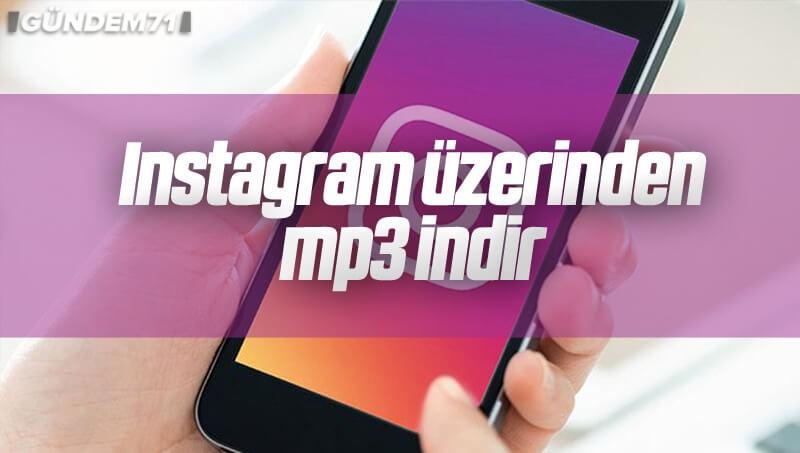 instagram mp3