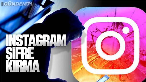 Instagram Şifre Kırma Nasıl Yapılır?