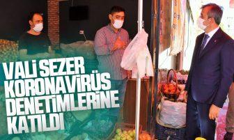 Kırıkkale'de Koronavirüs Denetimleri Yapıldı