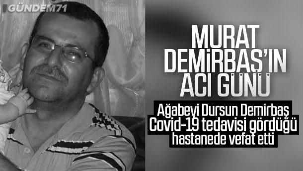 Türk Metal Sendikası Kırıkkale Şube Başkanı Murat Demirbaş'ın Acı Günü