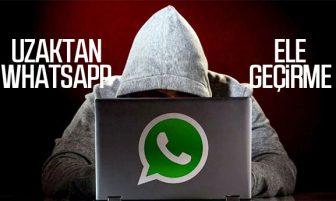 Uzaktan Whatsapp Ele Geçirme Nasıl Yapılır?