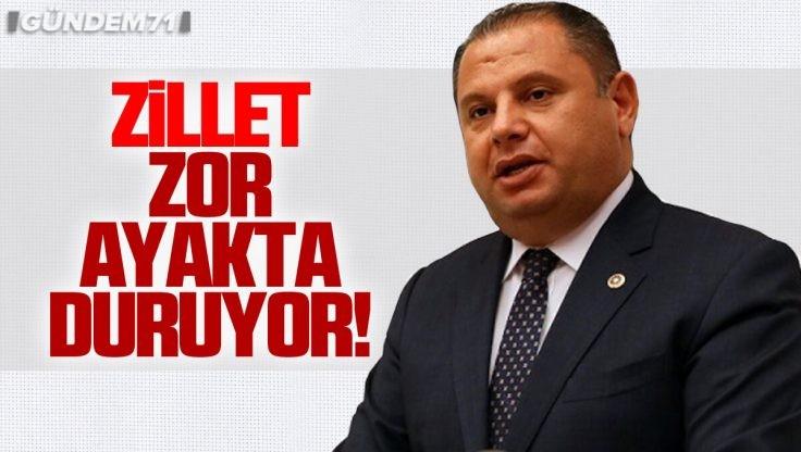 """Halil Öztürk """"Zillet Zor Ayakta Duruyor!"""""""