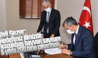 """""""Köyümde Yaşamak İçin Bir SÜRÜ Nedenim Var"""" Projesi, Protokol İmza Töreni Gerçekleştirildi"""