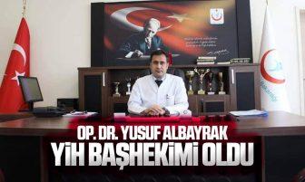 Kırıkkale Yüksek İhtisas Hastanesi Başhekimliğine Albayrak Atandı