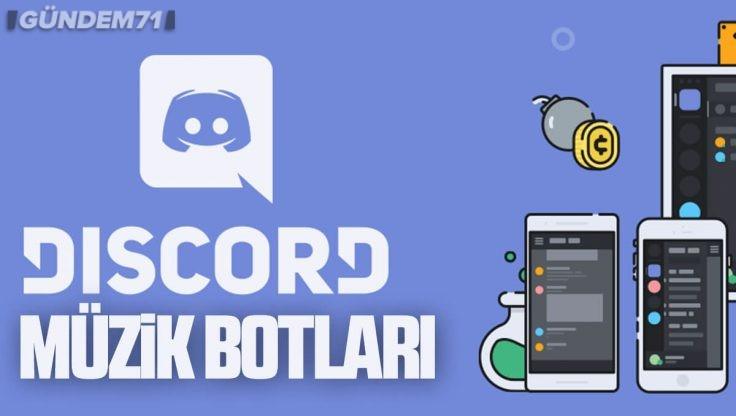 Discord Müzik Botu [2021]