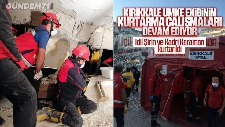 İzmir'in Yanındayız