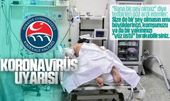 Kırıkkale Valiliği'nden Koronavirüs Uyarısı!