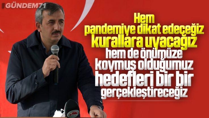 """""""En Güzel Köy Benim Köyüm"""" Projesi Sürüyor"""