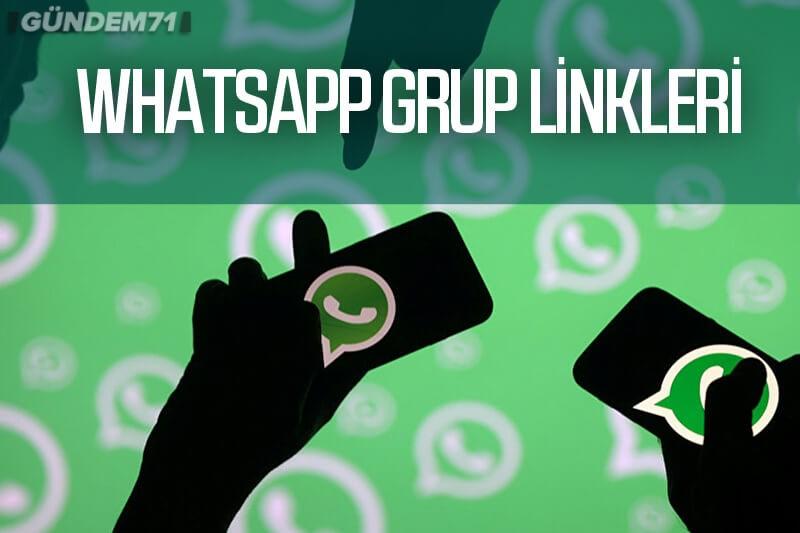 whatsapp grup linkleri