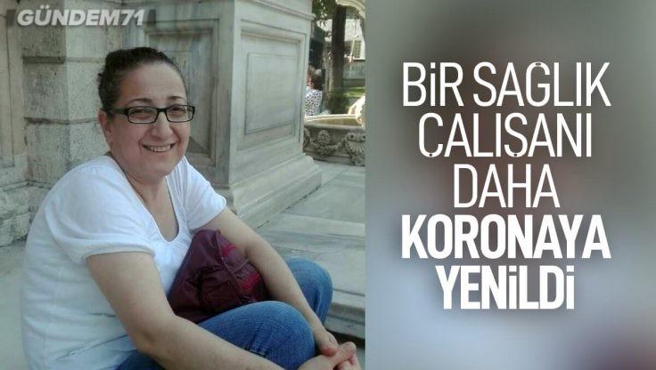 Kırıkkale'de Bir Sağlık Çalışanı Daha Koronavirüs Nedeniyle Vefat Etti