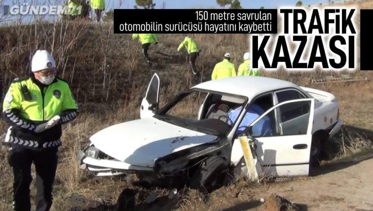 Kırıkkale'de Feci Kaza: 1 Kişi Hayatını Kaybetti