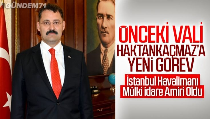 İstanbul Havalimanı'nda Haktankaçmaz Dönemi