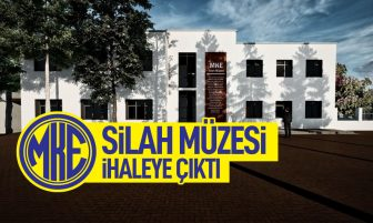 MKE Silah Müzesi İhaleye Çıktı