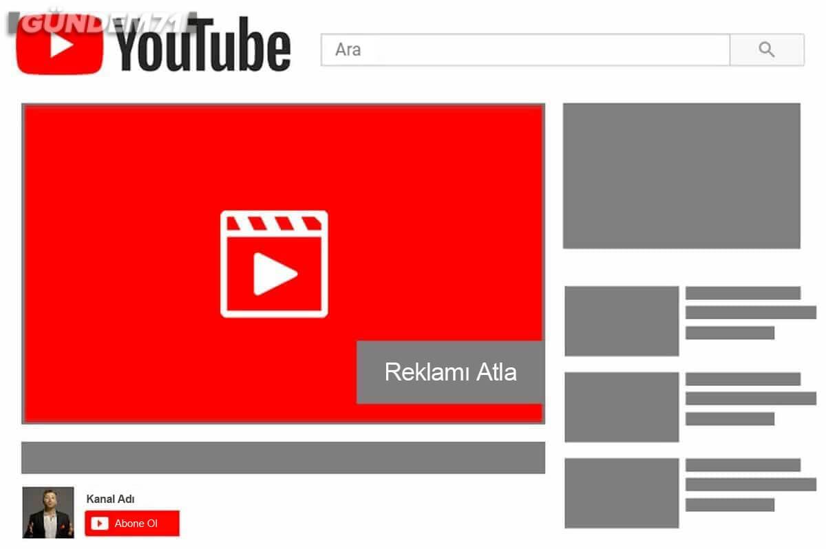 youtube reklam engelleme