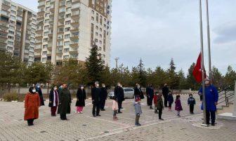 Kırıkkale'de İstiklal Marşı Coşkusu