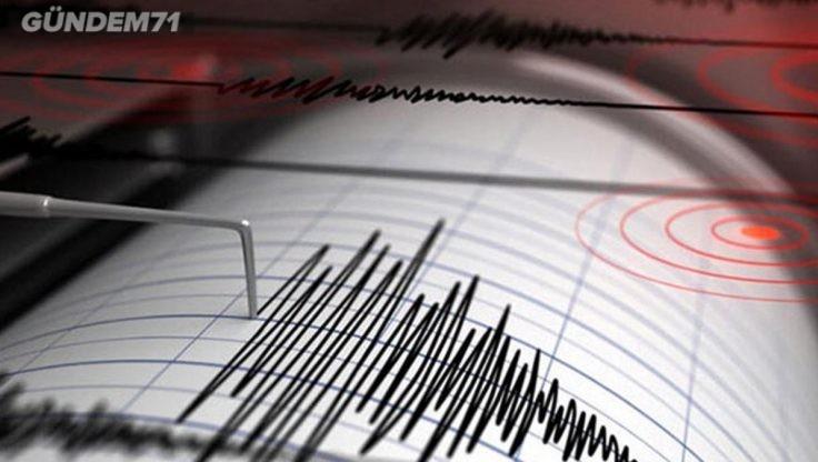 Kalecik'te 4.7 Büyüklüğünde Deprem! Kırıkkale'de Etkilendi