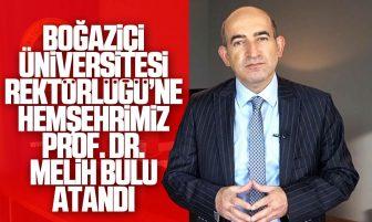 Boğaziçi Üniversitesi Rektörlüğü'ne Kırıkkaleli Hemşehrimiz Prof. Dr. Melih Bulu Atandı