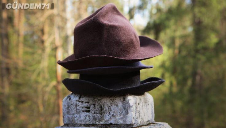 En Tarz Şapka Modelleri