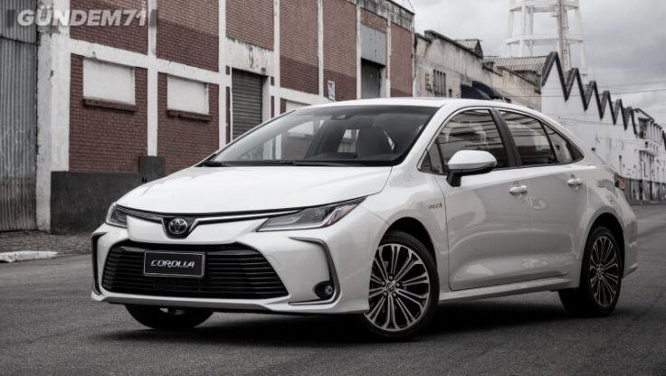 2021 Model Toyota Corolla Fiyatları Açıklandı