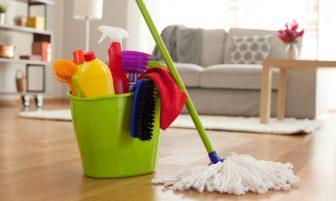 İnşaat Sonrası Temizlik
