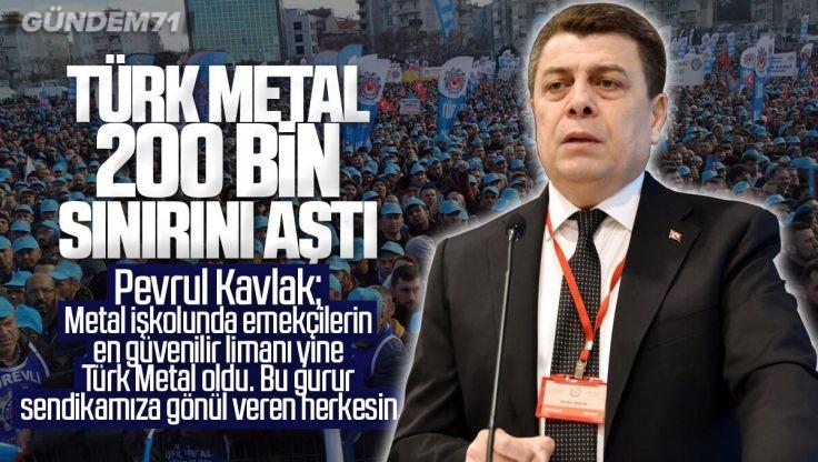 Türk Metal Sendikası Büyümeye Devam Ediyor!