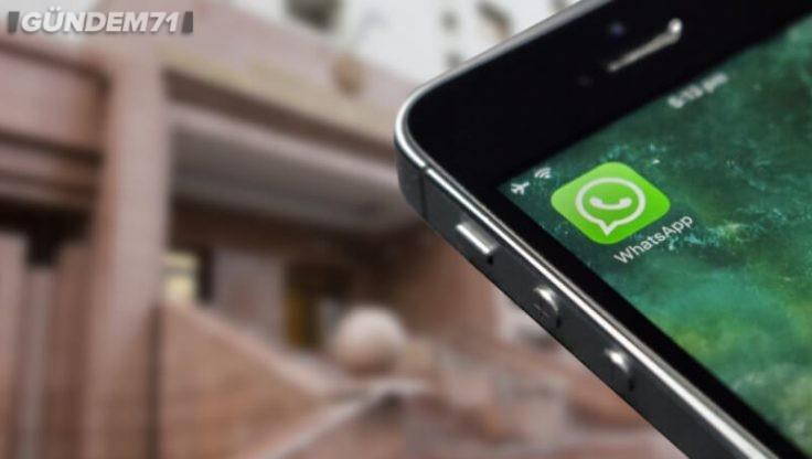 WhatsApp Günden Güne Eriyor