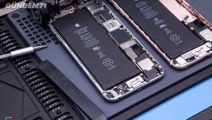 Ucuz İphone 7 Batarya Fiyatı İçin RealPower!