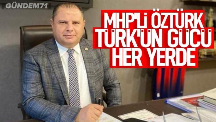 Halil Öztürk, Türk'ün Gücü Her Yerde