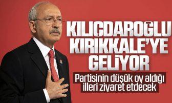 Kılıçdaroğlu Kırıkkale'ye Geliyor