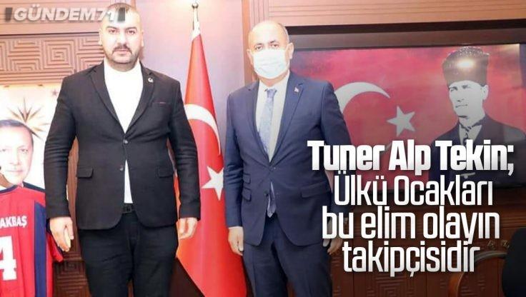 Kırıkkale Ülkü Ocakları Osman Türkyılmaz'a Yapılan Saldırıyı Kınadı