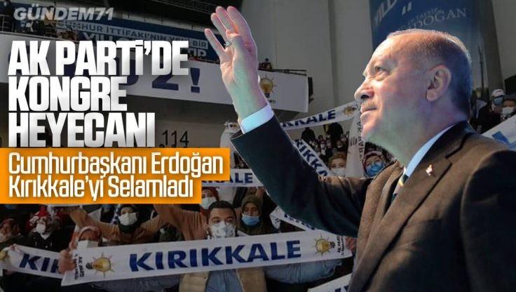 Ak Parti 7. Olağan Kongresinde Kırıkkale Rüzgarı Esti