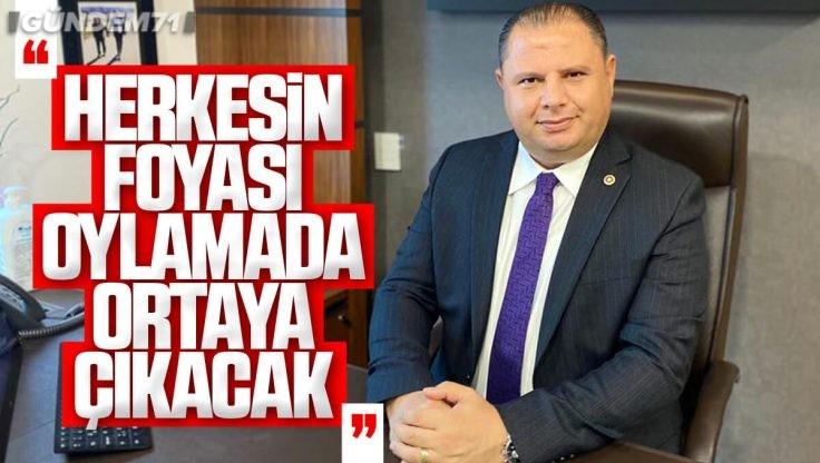 Halil Öztürk; HDP'li Milletvekilleriyle İlgili Fezlekeler Hakkında Açıklamalarda Bulundu