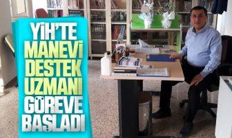 Kırıkkale Yüksek İhtisas Hastanesi'nde Manevi Destek Uzmanı Göreve Başladı