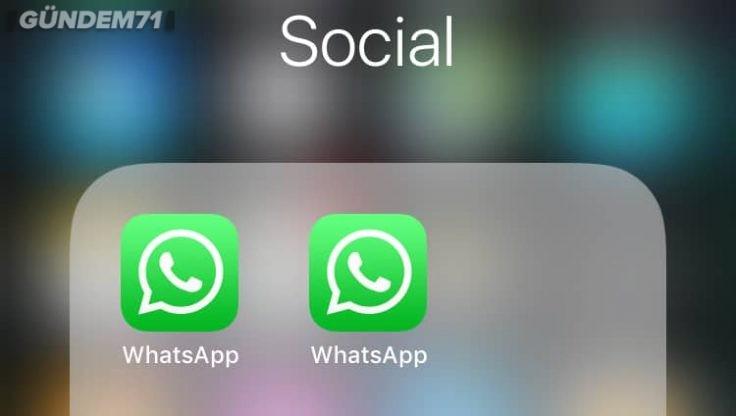 Telefona İkinci Whatsapp Nasıl Kurulur? 2021