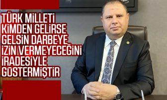 Halil Öztürk'ten Emekli Amirallere Sert Tepki