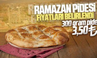 Kırıkkale'de Ramazan Pidesi Fiyatı Ne Kadar?  2021 Pide Fiyatları Belirlendi