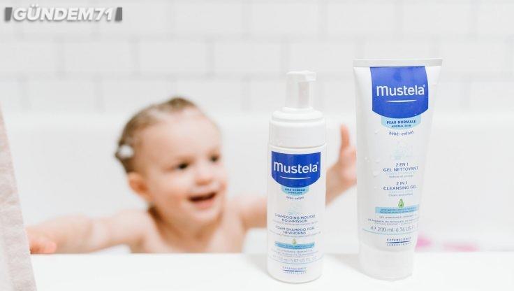 Mustela Bebek Şampuanı