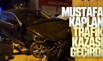 Ak Parti Kırıkkale İl Başkanı Mustafa Kaplan Trafik Kazası Geçirdi