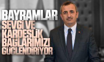Kırıkkale Valisi Yunus Sezer'den Ramazan Bayramı Mesajı