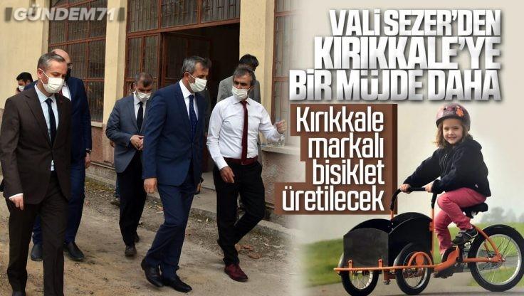Kırıkkale Markalı Bisiklet Üretilecek