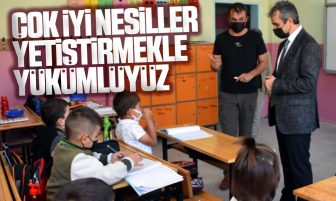 Kırıkkale İl Milli Eğitim Müdürü Yusuf Tüfekçi Öğretmenlerle Bir Araya Geldi