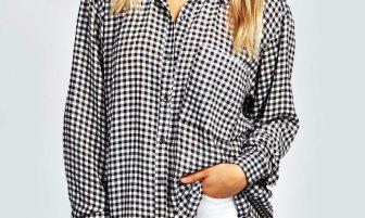 Oversize Gömlek Nedir?