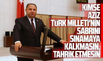 Halil Öztürk, TBMM Genel Kurulu'nda Yunanistan'a Ayar Verdi