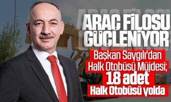 Kırıkkale Belediyesi Araç Filosunu Güçlendiriyor