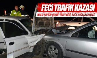 Kırıkkale'de Trafik Kazası; 1'İ Çocuk, 3'Ü Ağır 4 Kişi Yaralandı