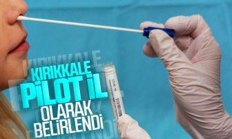 Kırıkkale PCR Testi Uygulamasında Pilot İl Olarak Belirlendi